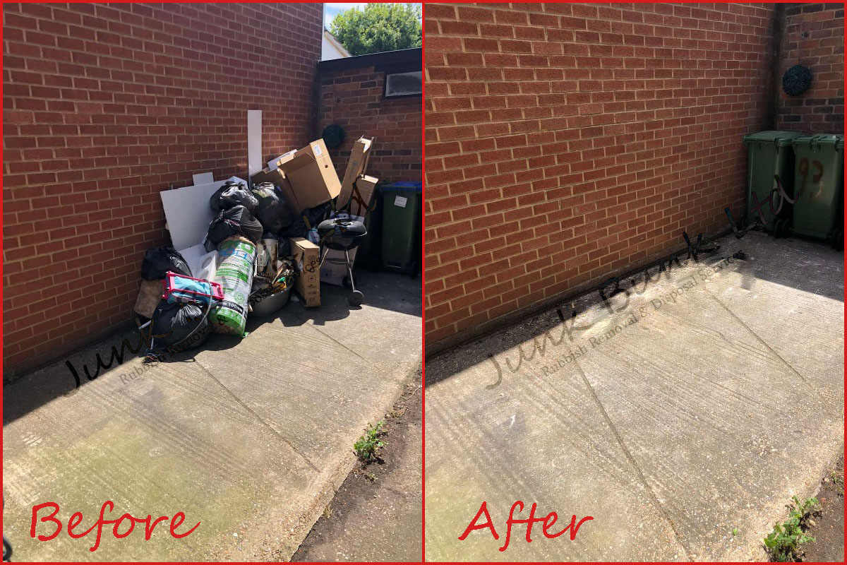 Rubbish Removal Hanwell W7