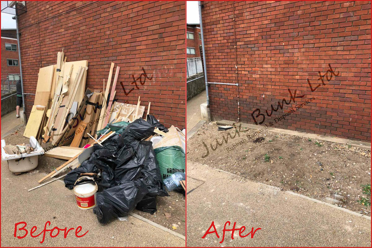 Rubbish Removal Highbury N5