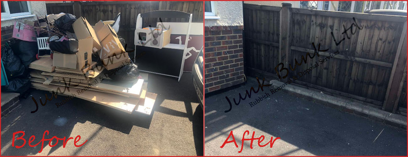 Rubbish Removal Muswell Hill N10