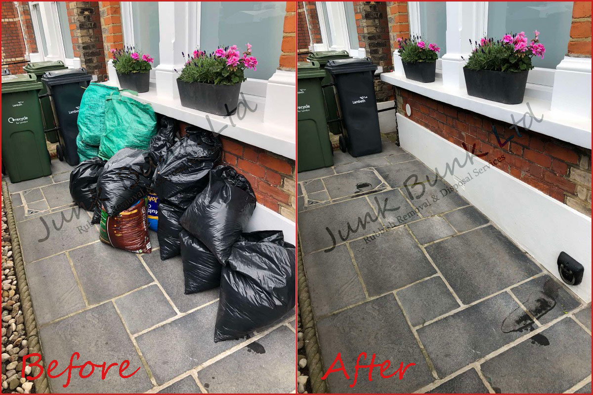 Rubbish Removal Bounds Green N11