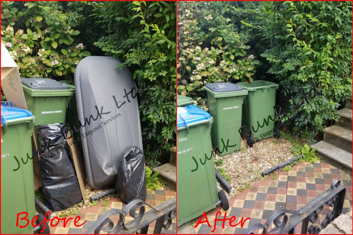 Rubbish Removal Canonbury N1