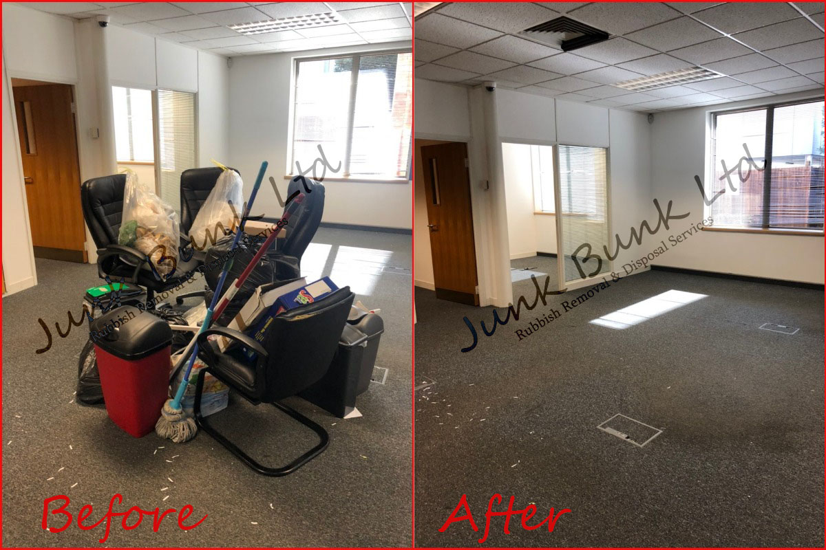 Office Clearance West London