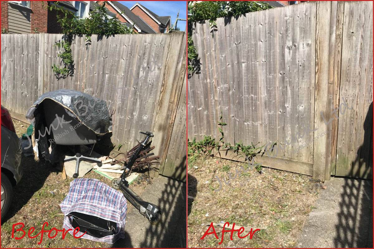 Rubbish Removal Bayswater W2