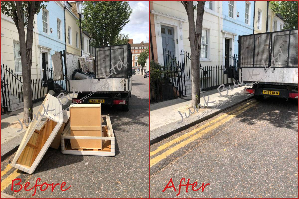 Rubbish Removal Teddington TW11