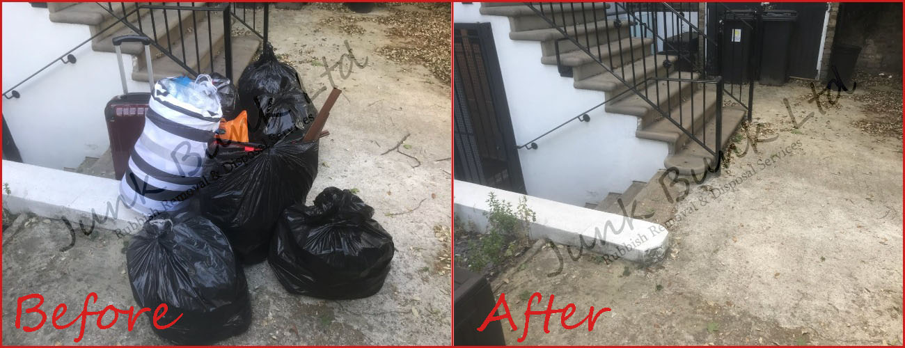 Rubbish Removal Bowes Park N22