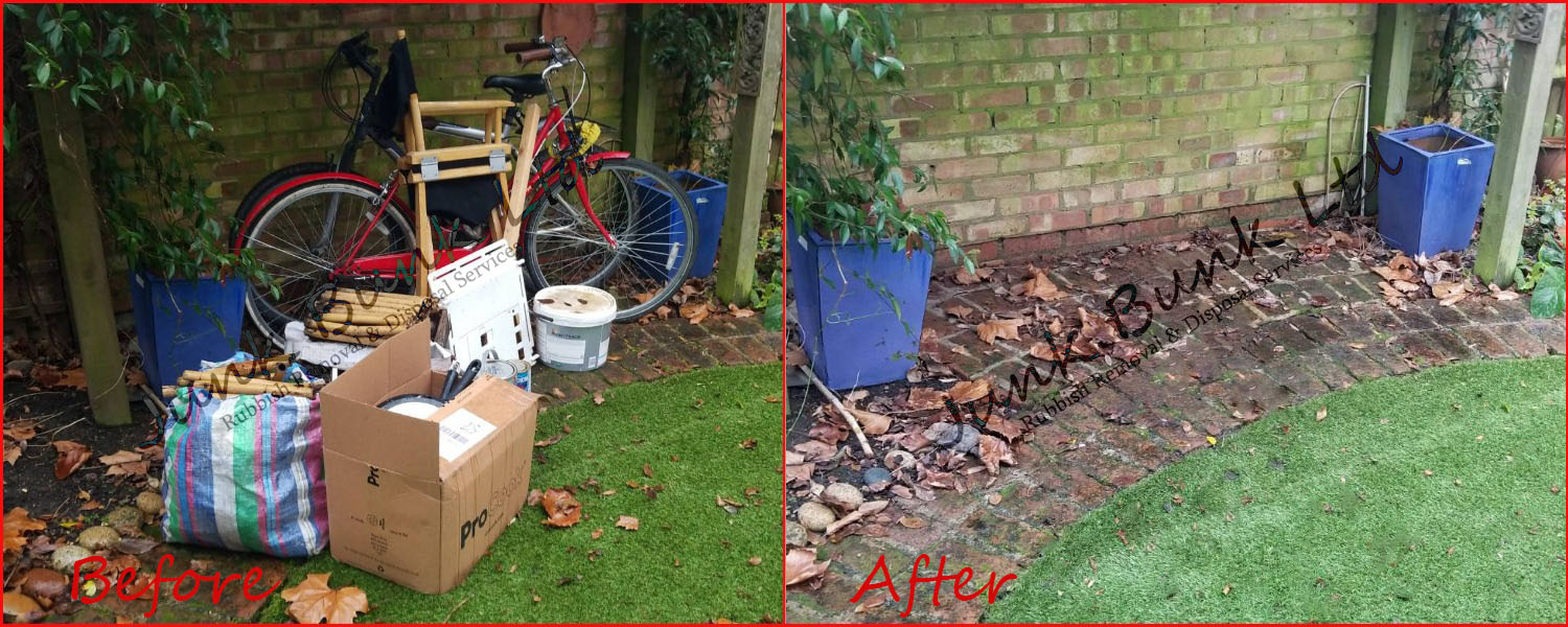 Rubbish Removal Isle of Dogs E14