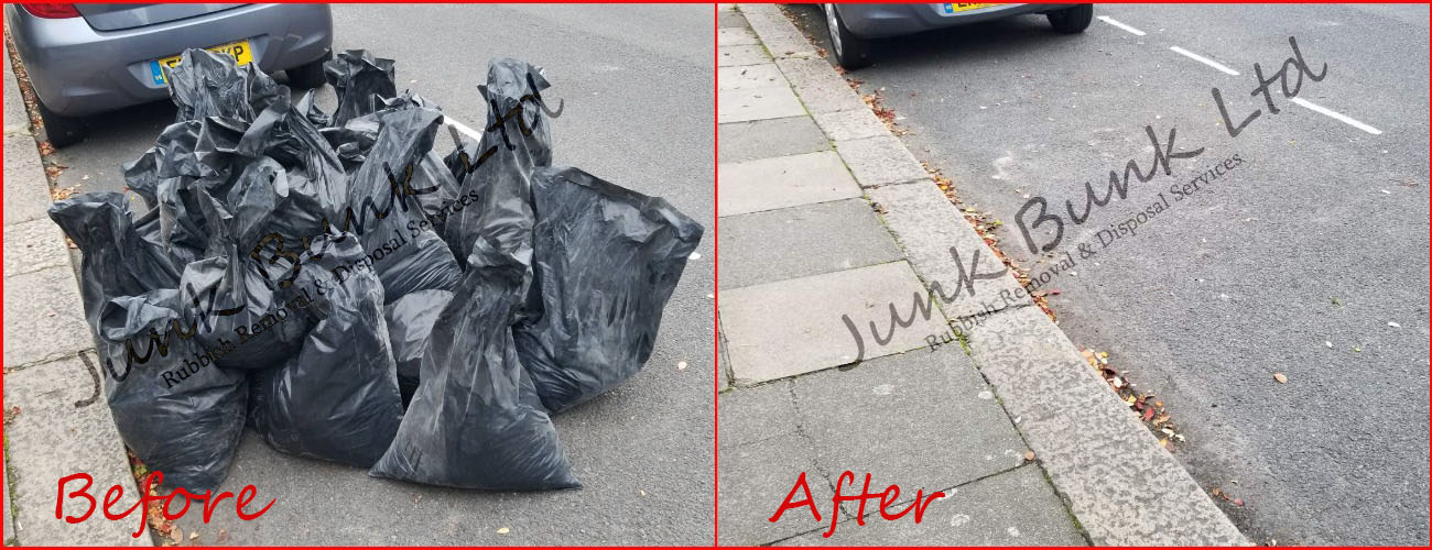 Rubbish Removal Lower Clapton E5