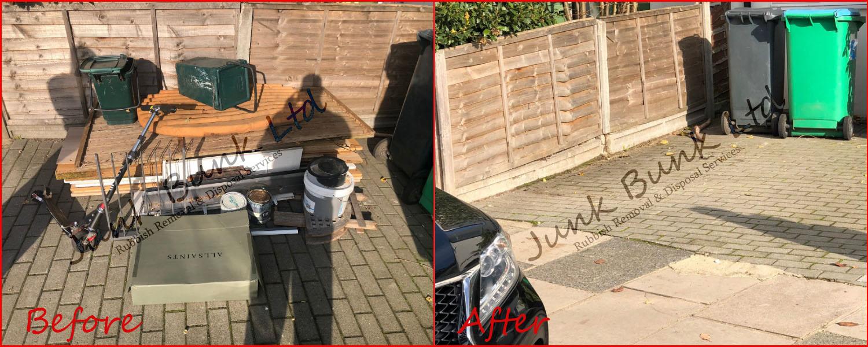 Rubbish Removal Wapping E1W
