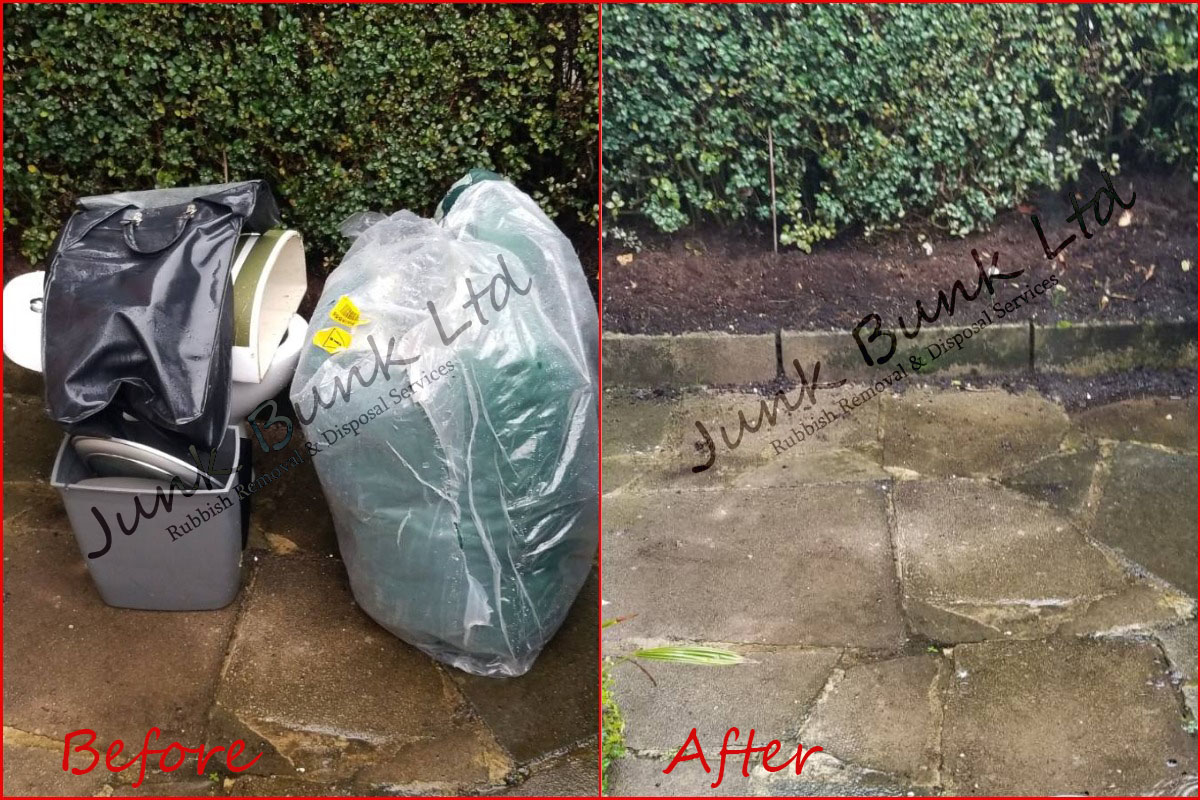 Rubbish Removal St Margarets TW1